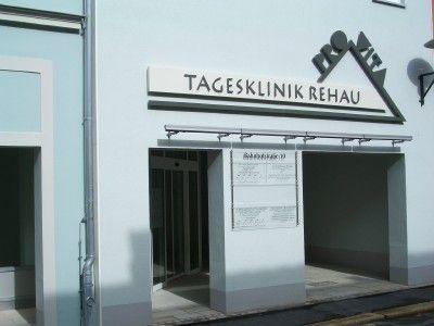 Tagesklinik Rehau