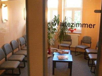 Tagesklinik Rehau Wartezimmer